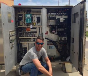 Davan Milford - Clearwater Electrician at Gulfstar Electric