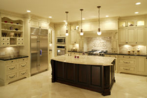 Custom Kitchen Lighting