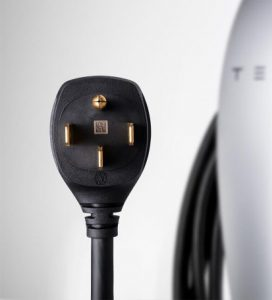 NEMA 1450 Outlet for Tesla Home Charging
