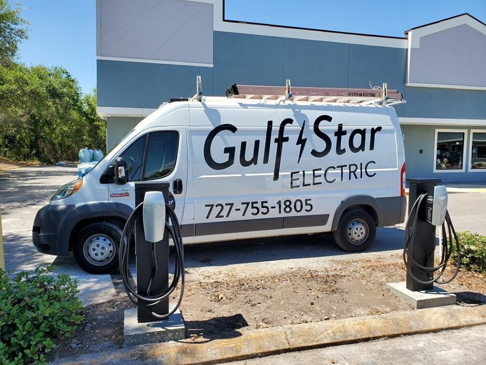 Gulfstar Electric Customer Reviews - EV Charging Installation